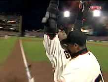 Bonds ignores his son